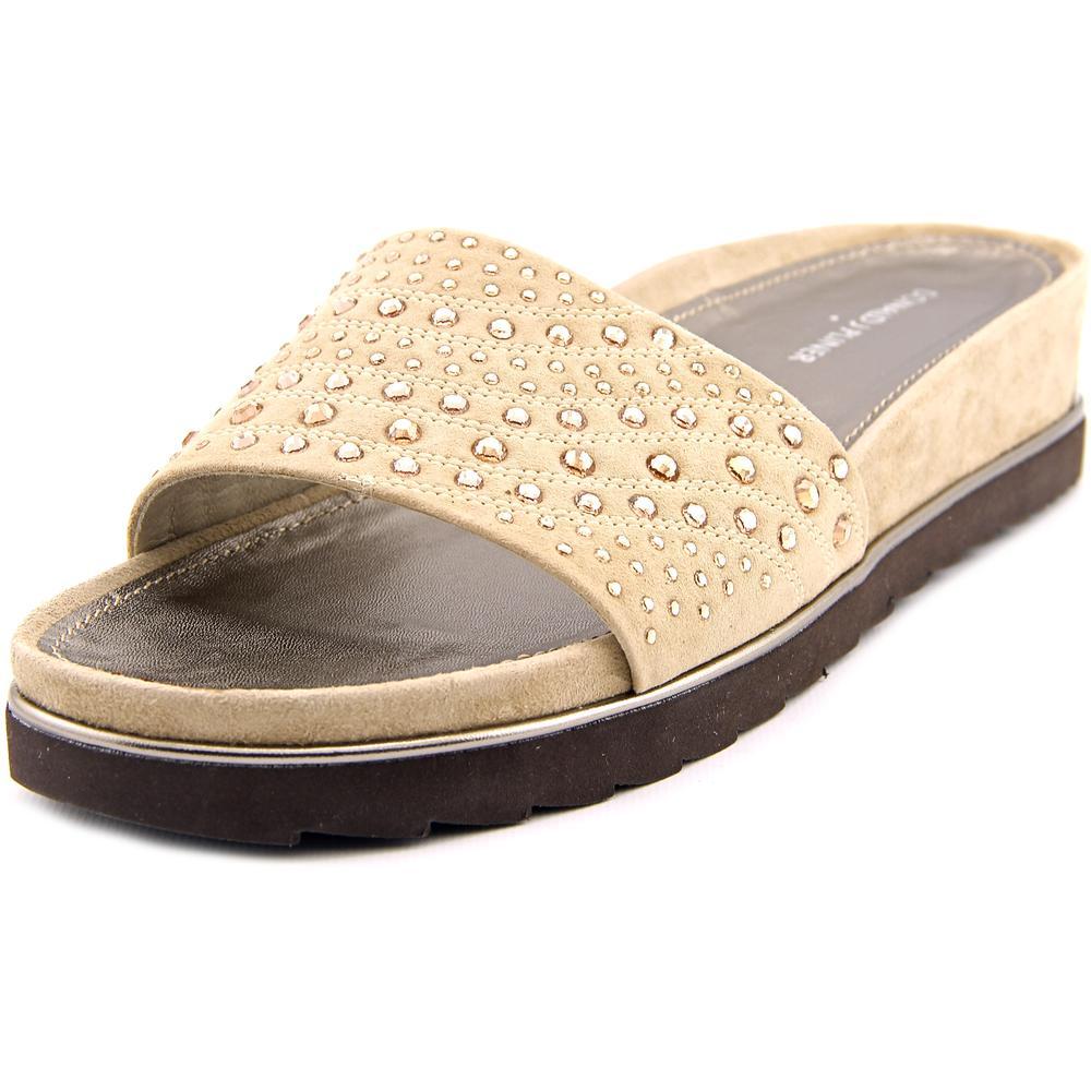 Donald J Pliner CAVA2SP-KS Open Toe Synthetic Slides Sandal by Donald J Pliner