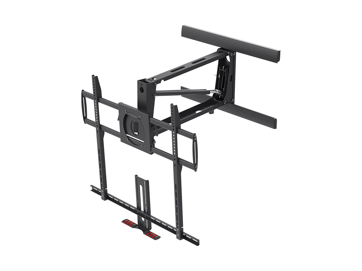 "MonopriceExtra Large Above Fireplace Pull-Down Full-Motion TV Wall Mount 55"" 100"" Displays Max 154lbs ETL... by Monoprice"