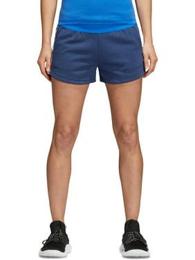 d7b1ac9bc5e31 Product Image Adidas Womens Yoga Fitness Shorts Blue XS