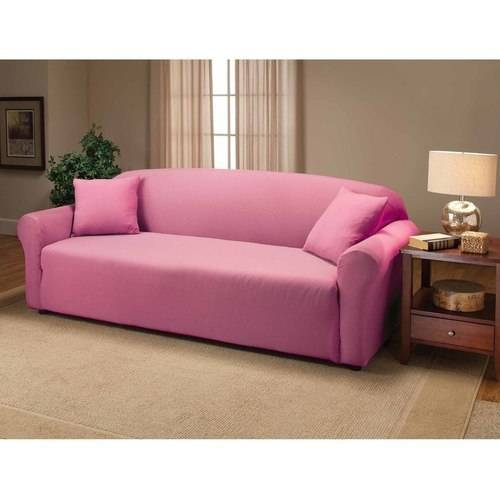 Madison Jersey Stretch Slipcover, Sofa