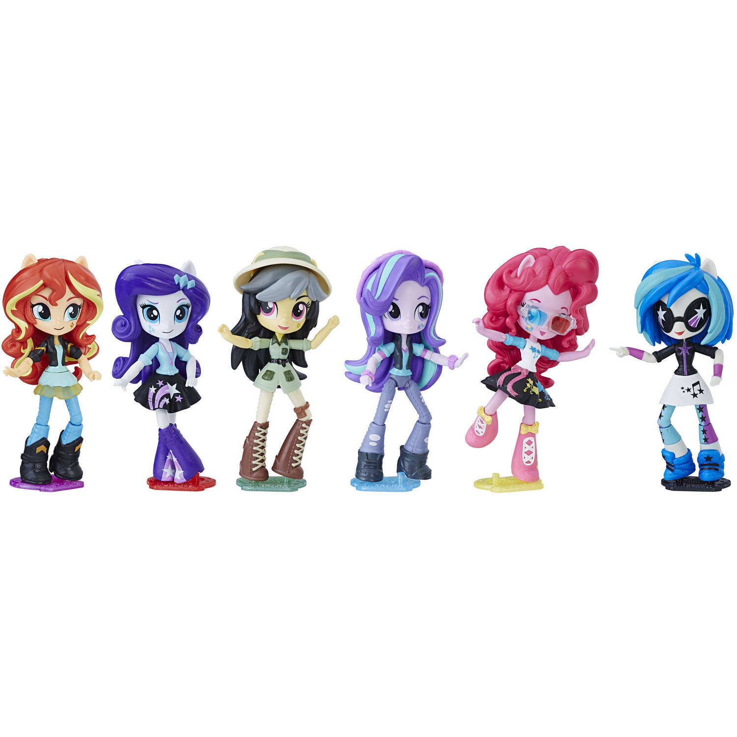 My Little Pony Equestria Girls Minis Movie Collection Set by Hasbro