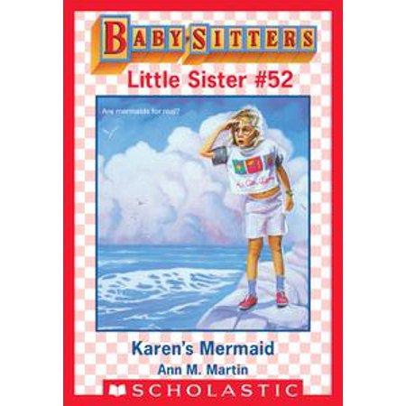 Karen's Mermaid (Baby-Sitters Little Sister #52) - eBook