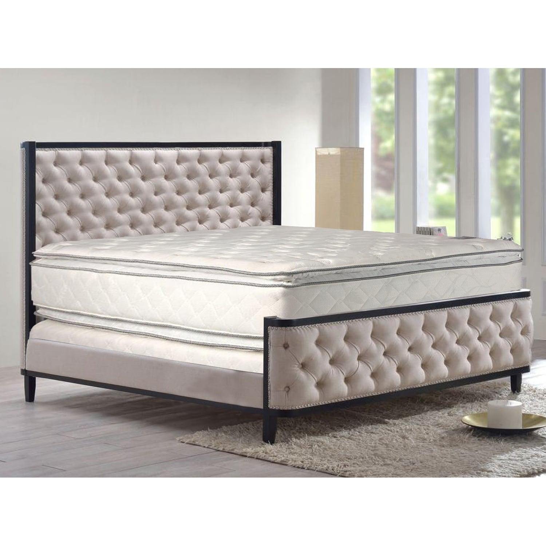 Continental Sleep ,Medium Pillowtop Doublesided Mattress,Twin Size