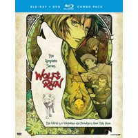 Wolf's Rain: The Complete Series (Blu-ray + DVD)