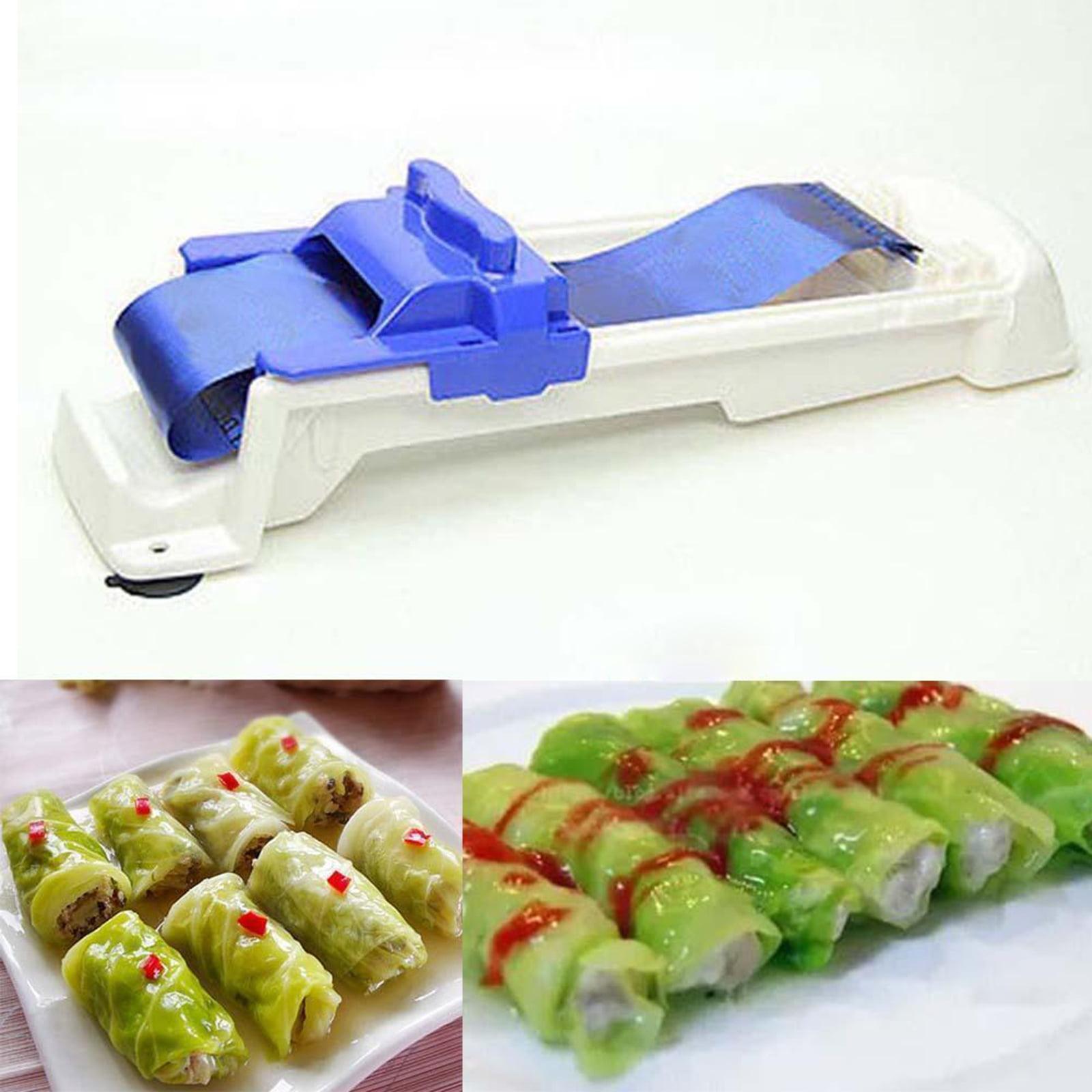 Sushi Rolling Tool Roller Magic Sushi Roller Stuffed Grape Cabbage Leave Grape Leaf Machine Magic Vegetable Meat Roller