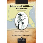 Pineapple Press Young Reader Biographies: John and William Bartram (Paperback)