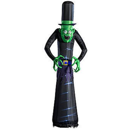 Inflatable Scary Witch