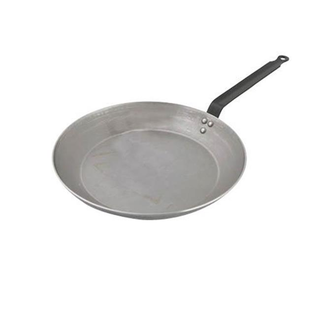 World Cuisine A4171432 Heavy Duty Carbon Steel Frying Pan - 12.5 Inches - image 1 de 1