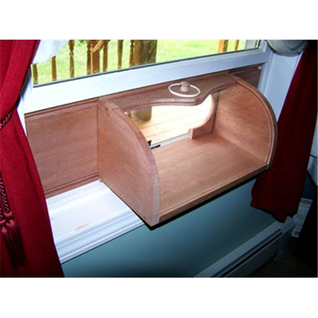 Coveside 27000 Bread Box Window Feeder