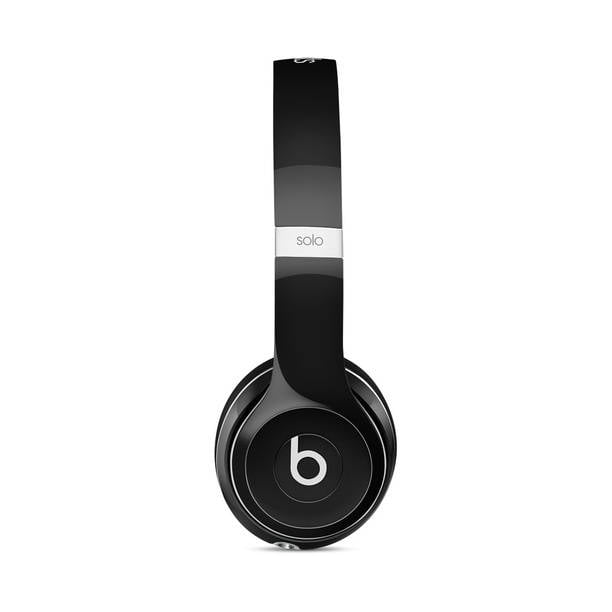 Beats Solo2 Wired On Ear Headphone Luxe Edition Black Walmart Com Walmart Com