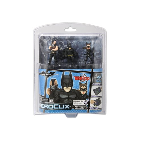 HeroClix Dark Knight Rises TabApp Game