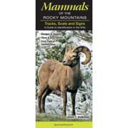 Mammals of the Rocky Mountains : Tracks, Scats and Signsa Guide to Identification in the Wild