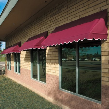 Awnings In A Box Traditional Awning 4 Ft Walmart Com