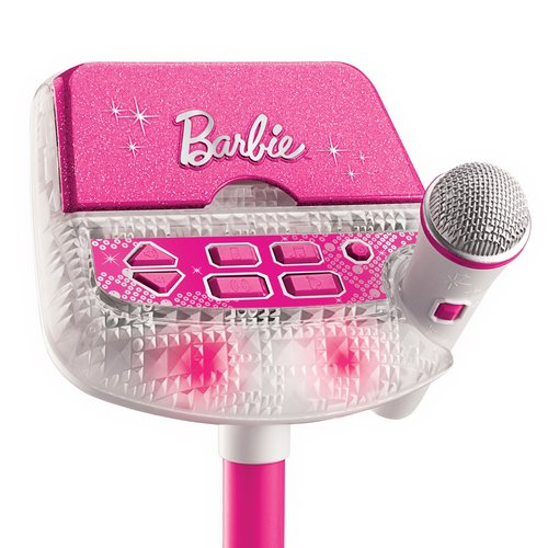 Barbie Onstage Microphone with Stand