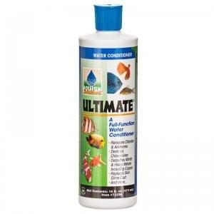 Hikari Aquarium Solutions Ultimate Liquid Treatment Bottle, 4 Oz