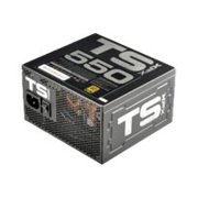 XFX TS Series P1550GTS3X 550W 80 PLUS Gold ATX12V 2.2  ESP12V 2.91 Power Supply w Active PFC