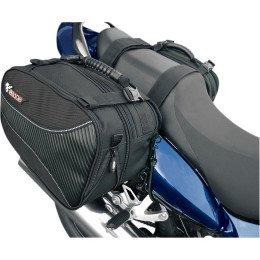 Gears Sport Touring Mini Saddlebags OS Black (100173-1) (Mini Saddlebags)