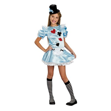 Tween Alice in Wonderland Costume Rubies 886244 - Alice In Wonderland Dress Up Costumes