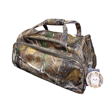 5568960122 NEW U-Line Realtree Camo Athletic Duffle Bag - Walmart.com