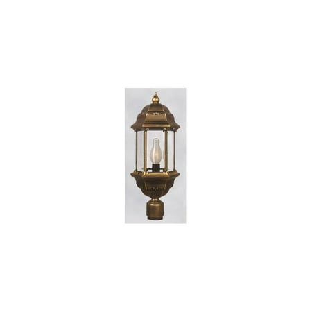 Special Lite Products Boulevard F-2970 Medium Outdoor Post Light