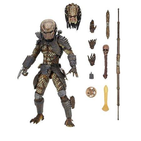 neca predator ultimate city hunter action figure, 2-7 (City Hunter Predator)