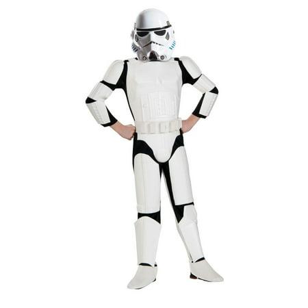 Star Wars Rebels Kids Deluxe Stormtrooper Costume for $<!---->