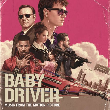 Baby Driver  Music From The Motion Picture   Various Artists   Vinyl