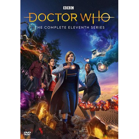 Doctor Who: The Complete Eleventh Series ( (DVD))