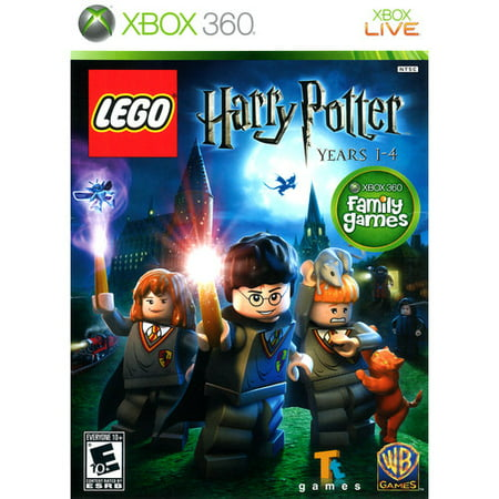 LEGO Harry Potter: Years 1-4, Warner Bros, Xbox (Best Boxing Game For Xbox 360 Kinect)