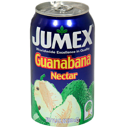 Jumex Guanabana Nectar, 11.3 oz (Pack of 24)