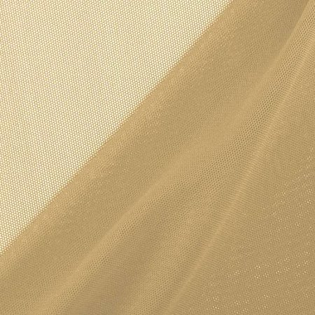 Nude Power Mesh Fabric - by the Yard By Online Fabric Store ...