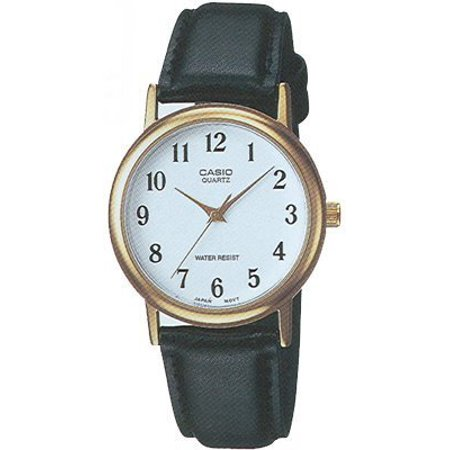 General Men's Watches Strap Fashion MTP-1095Q-7B - WW (Gold Casio Watch Band)