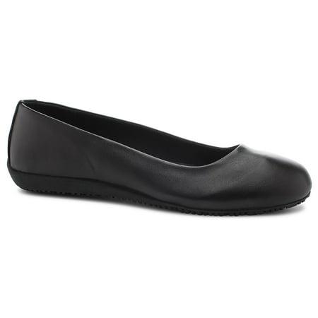 Women's Fila, Kimber Slip Resistant Flat