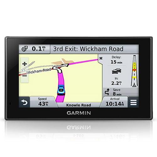 Refurbished Garmin Nuvi 2589LMT (North America) 5 Inches GPS Navigator
