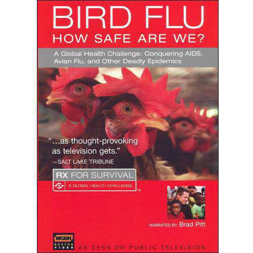 Rx For Survival: Bird Flu - How Safe Are We? (Widescreen)