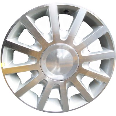 Wheel for 2006-2011 Lincoln Town Car 17x7 SILVER Refinished 17 Inch Rim