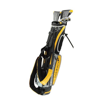 Intech Lancer Junior Golf Club Set (Yellow Ages 3-7) ()
