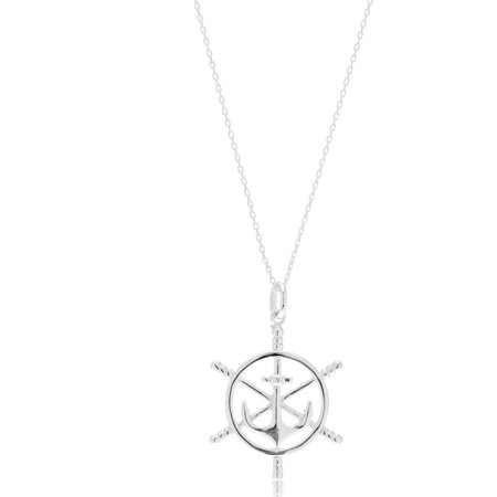 Sterling Silver Nautical Necklace](Nautical Necklace)