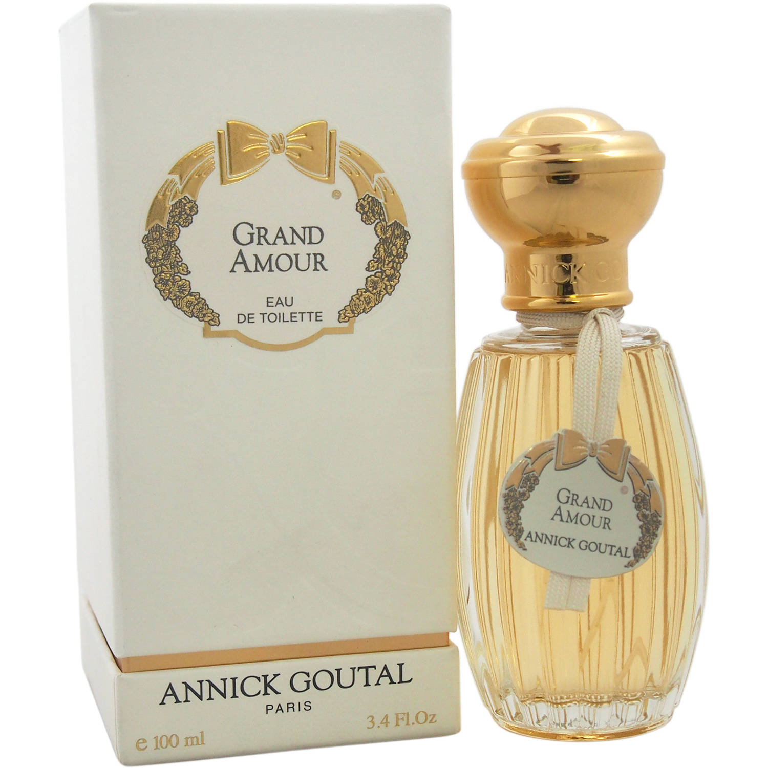 Annick Goutal Grand Amour EDT Spray, 3.4 oz