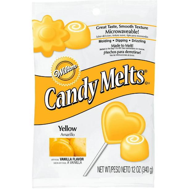 Wilton Candy Melts 12oz-Yellow