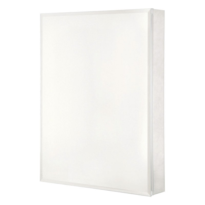 Pegasus Beveled Mirror 15W X 26H In. Medicine Cabinet SP4580