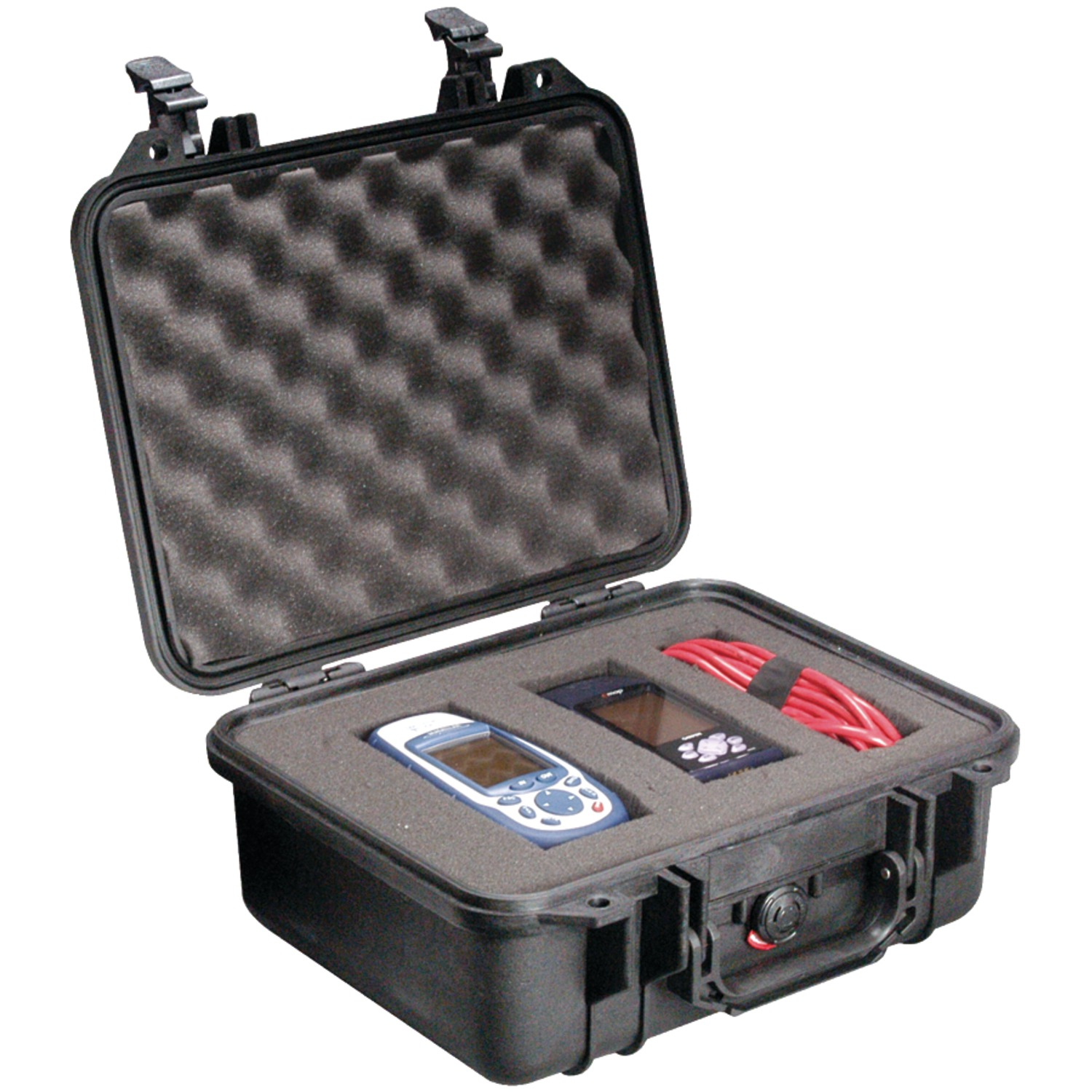 Pelican 1400-000-110 1400 Protector Case With Pick N Pluck Foam (Black)