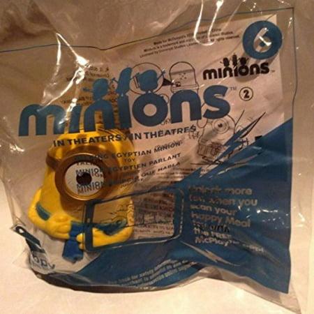 Minion Talk (Mcdonalds Happy Meal Talking Egyptian Minion)
