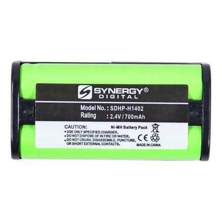 Sony BP-HP550-11 Battery Replacement - (Ni-MH, 2.4 Volt, 700 mAh) Ultra Hi-Capacity Battery 700 Mah Compatible Battery