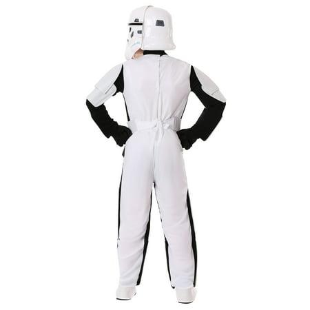Star Wars Child's Deluxe Stormtrooper, Small - image 1 de 3