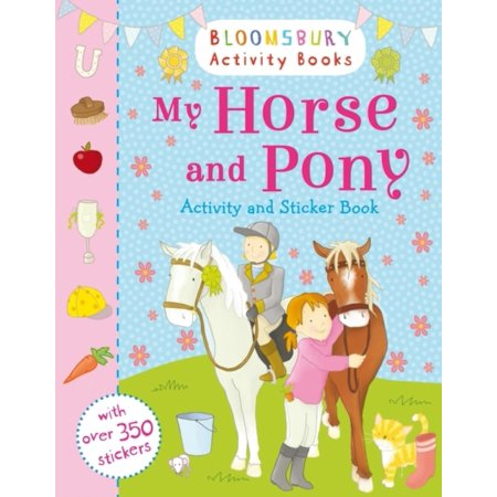 My Horse and Pony Activity and Sticker - Horses And Ponies