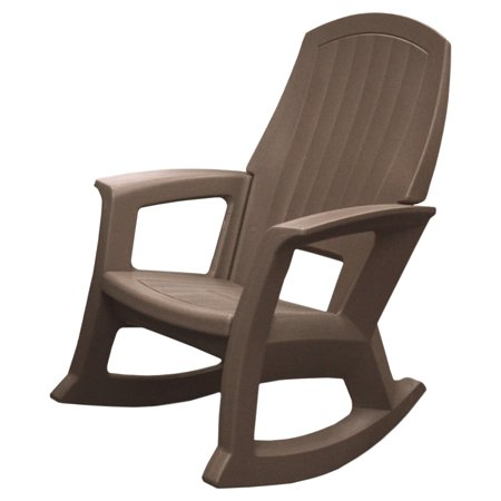 Semco Recycled Plastic Rocking Chair - Walmart.com