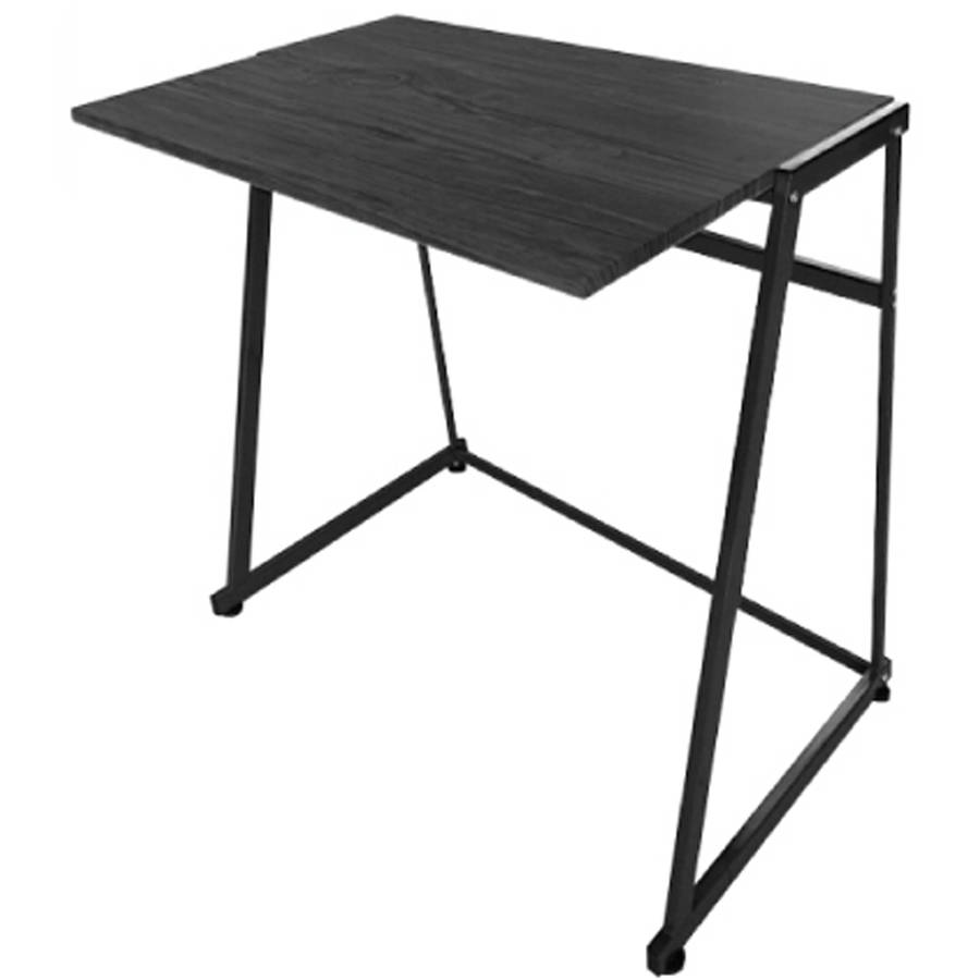 Urban Shop Z-Shaped Folding Student Desk, Multiple Colors
