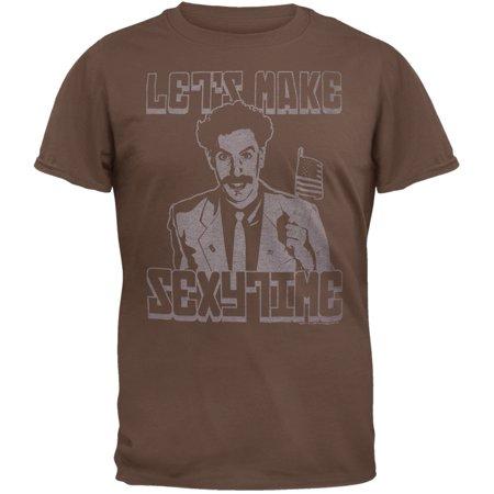 - Borat - Lets Make Sexy Time T-Shirt