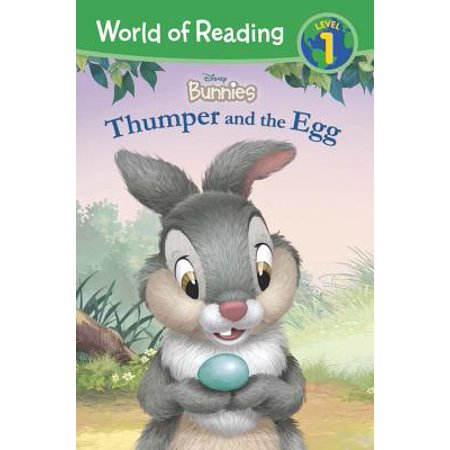 World of Reading: Disney Bunnies Thumper and the Egg (Level 1 Reader) (Disney Eggs)